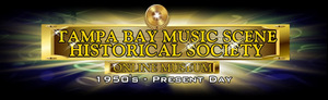 Tampa Bay Music Scene Historical Society