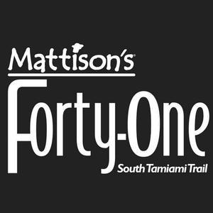 Mattison's Forty One